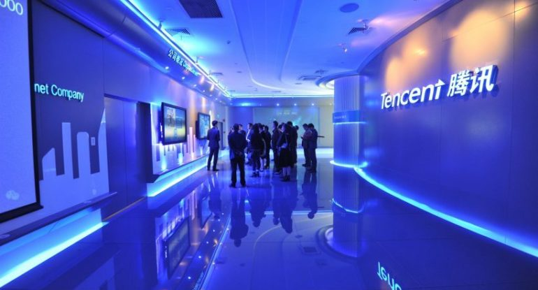 Tencent's crypto banks
