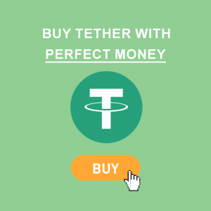 Buy Tether with Perfect money